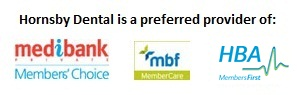 Hornsby Dentist Medibank MBF and HBA