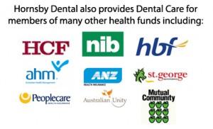 Hornsby Dentist-HCF-NIB-HBF