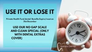 Use or No Gap Scale and Clean Special